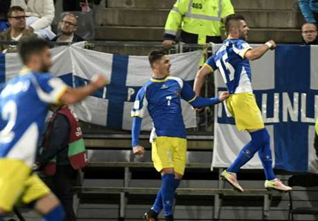 Kosovo earns draw in first qualifier