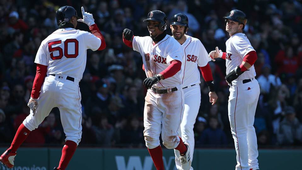 Stanton, Judge lead Yanks past Red Sox 3-2 for 16-1 stretch Giancarlo  Stanton homered twice, Aaron Judge hit a tiebreaking single off Yankees  enemy Joe ...