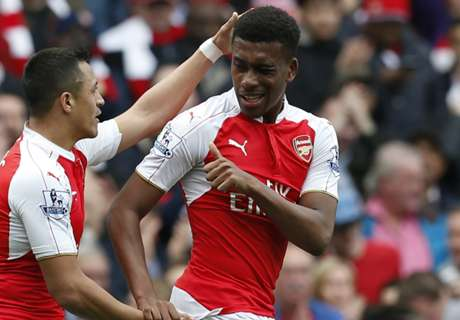 Tough to reject England - Iwobi