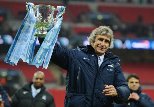 Pellegrini: Manchester City 'must win trophies'
