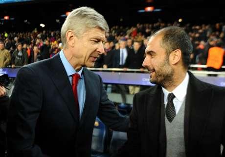 Wenger Peringatkan Guardiola Soal EPL