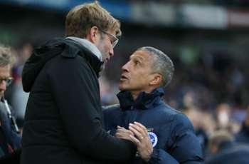 Klopp feared Sevilla-style collapse in Brighton thrashing