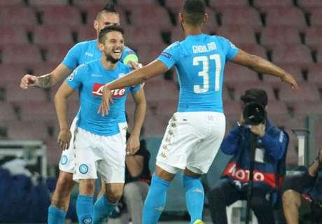 Ratings: Napoli 4-2 Benfica