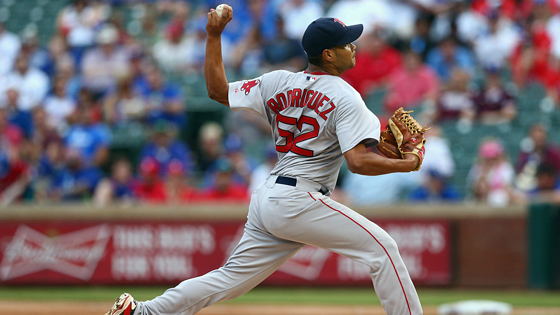 MLB Nightly 9: Eduardo Rodriguez stellar in Red Sox debut; A-Rod ties Barry Bonds