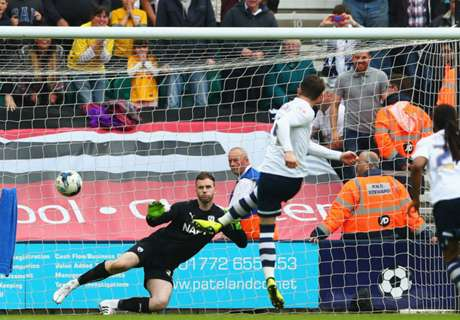 Report: Preston 3-0 Chesterfield (4-0 agg)