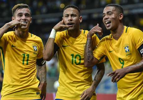 Brazil pass Germany in rankings