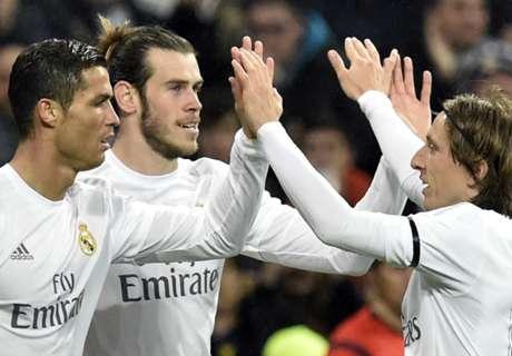 LIVE: Levante v Real Madrid