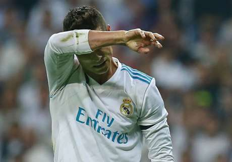 Madrid's goal streak comes to shocking end