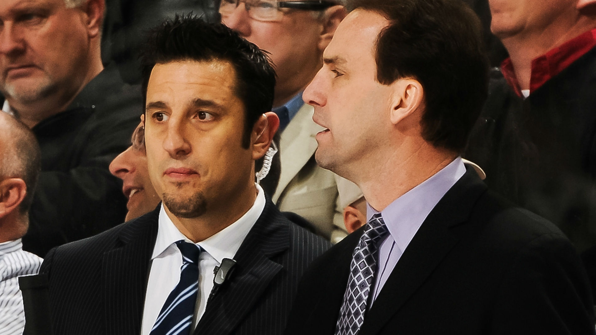 Florida Panthers name Bob Boughner new head coach