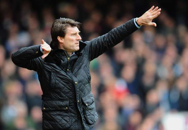 Laudrup coy on Barcelona links: Let's see at season's end
