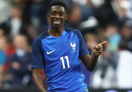 Dembele reveals Barcelona contact