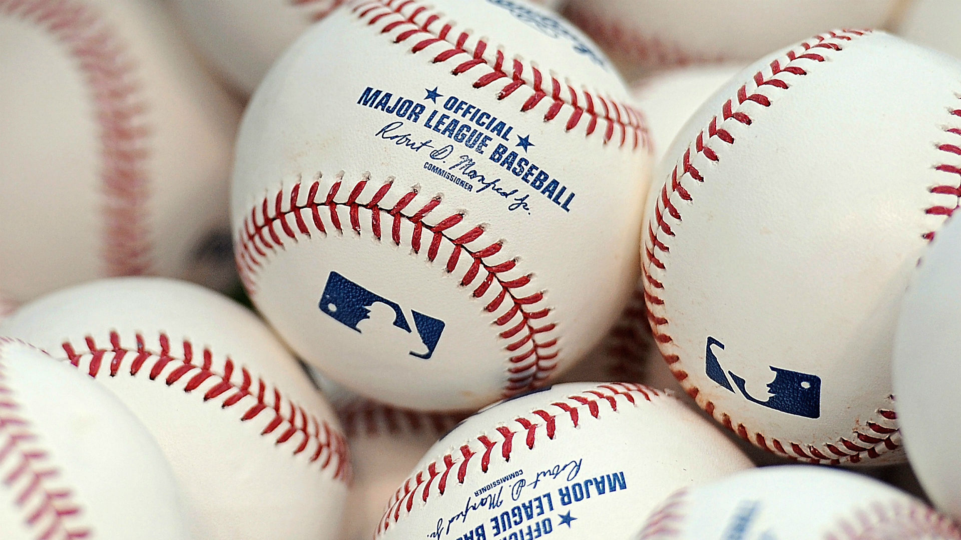 MLB trying to create 'tacky' baseballs to reduce cheating, report says