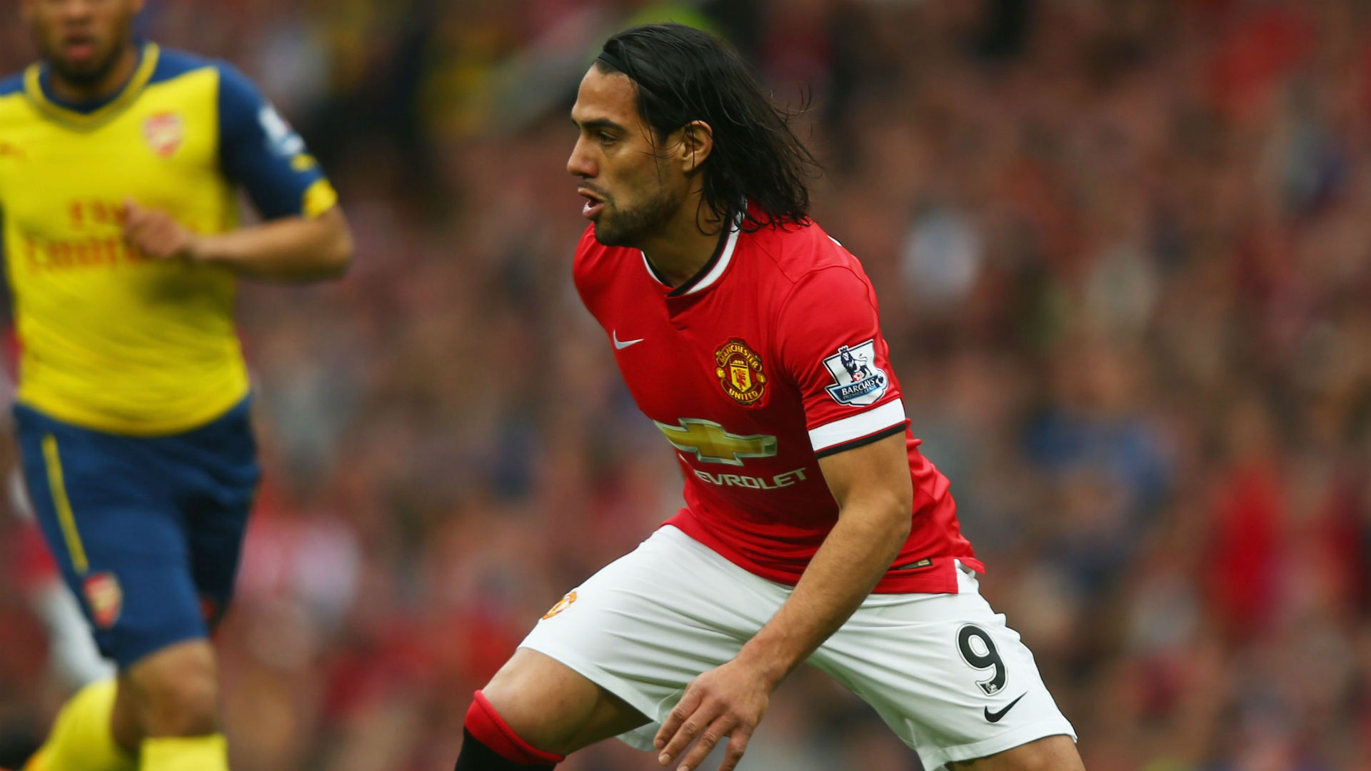 Radamel Falcao heading to Chelsea on loan deal