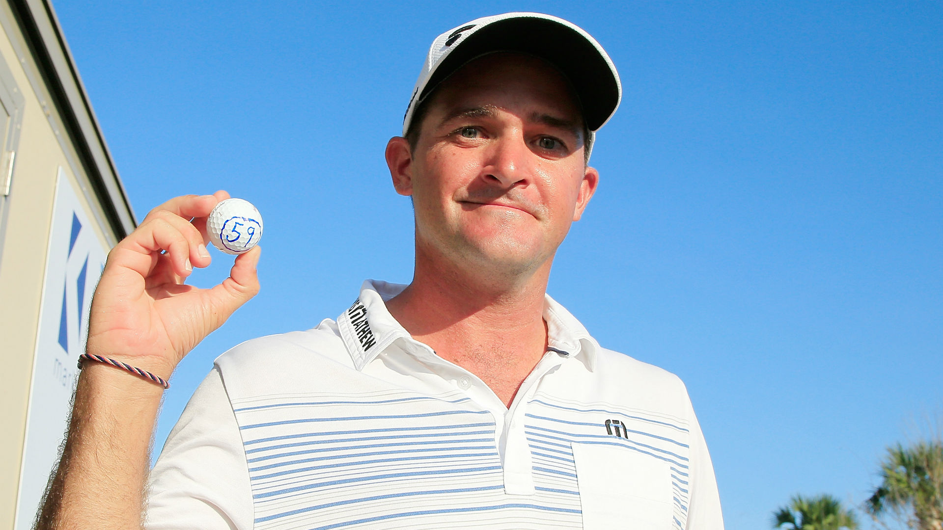 Sam Saunders shoots 59 in 2017 Web.com Tour Championship first round