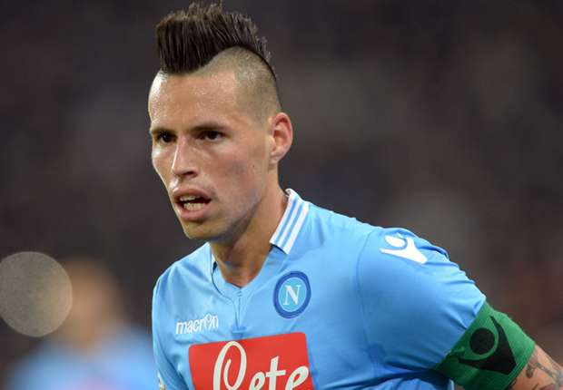 Hamsik is not for sale, declares De Laurentiis