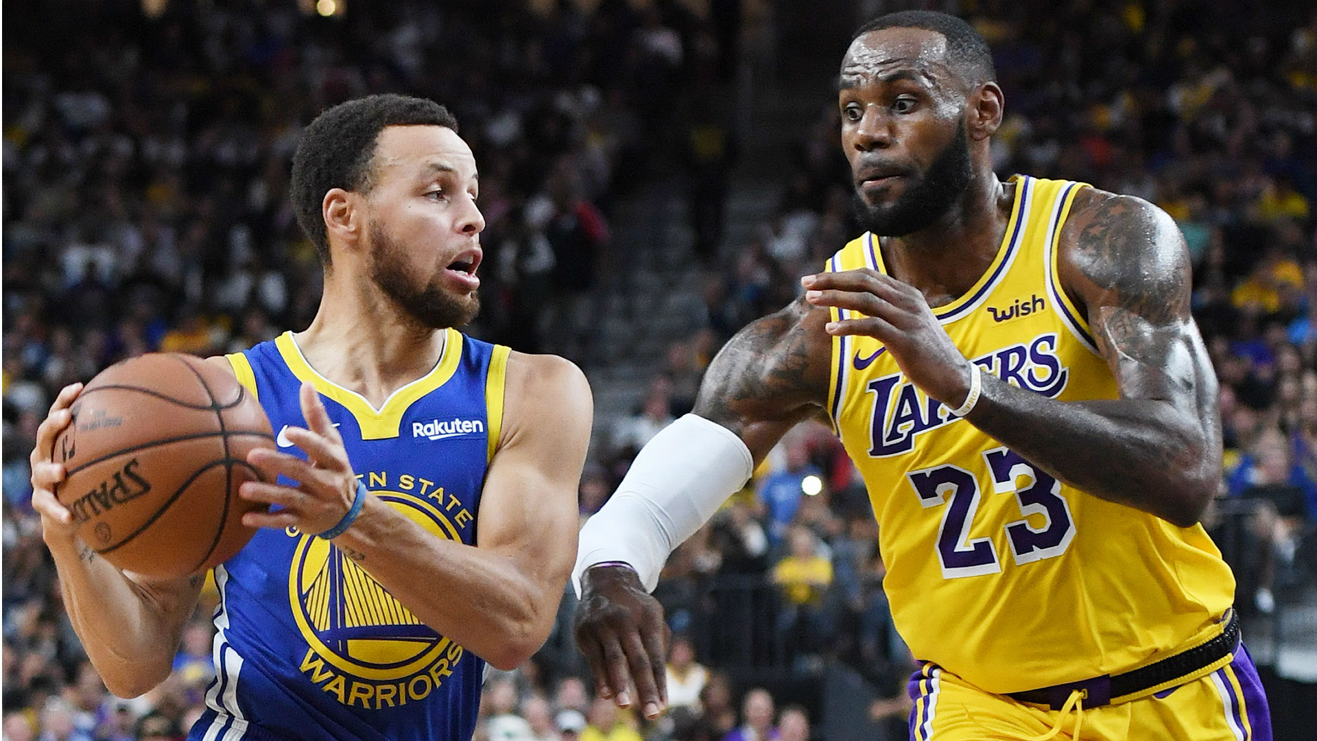 Pair Of Courtside Tickets To Lakers Warriors Matchup Reportedly Sell For More Than 62000