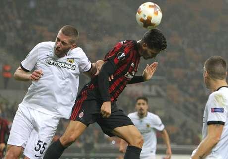 Milan Tertahan Di San Siro