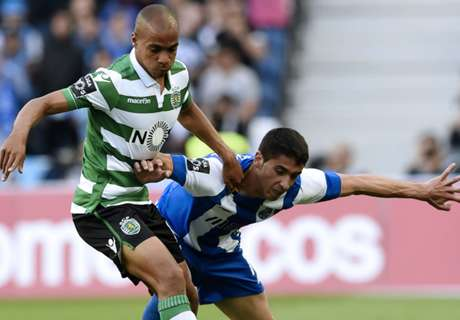 Joao Mario set to stay at Sporting
