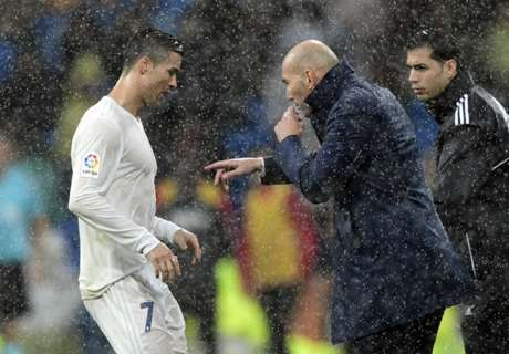 Ronaldo is back on form - Zidane