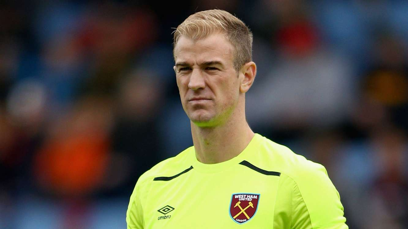 Hart out to prove a point to Bilic and Southgate at West Ham, not Guardiola