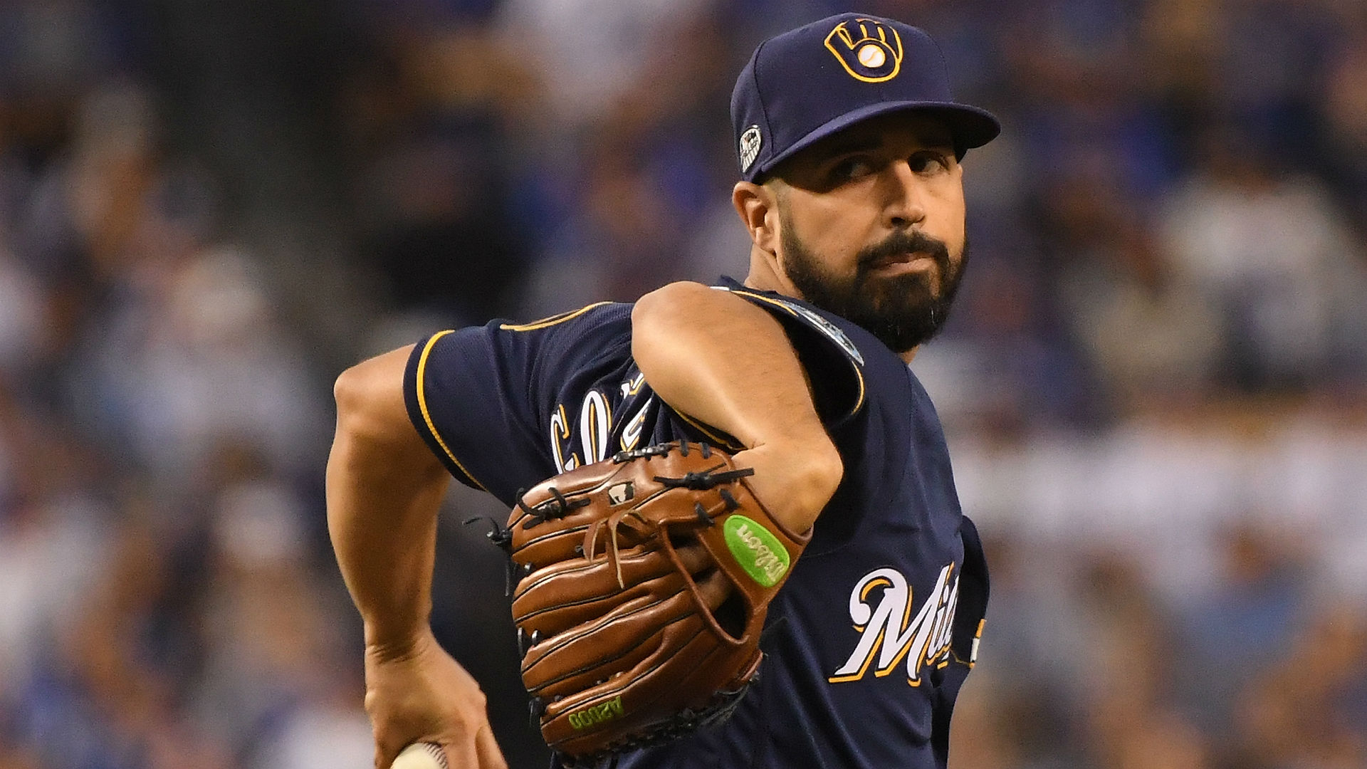 Brewers, pitcher Gio Gonzalez agree to 1-year deal, reports say