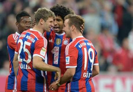 Alemão: Bayern 4 x 0 Paderborn