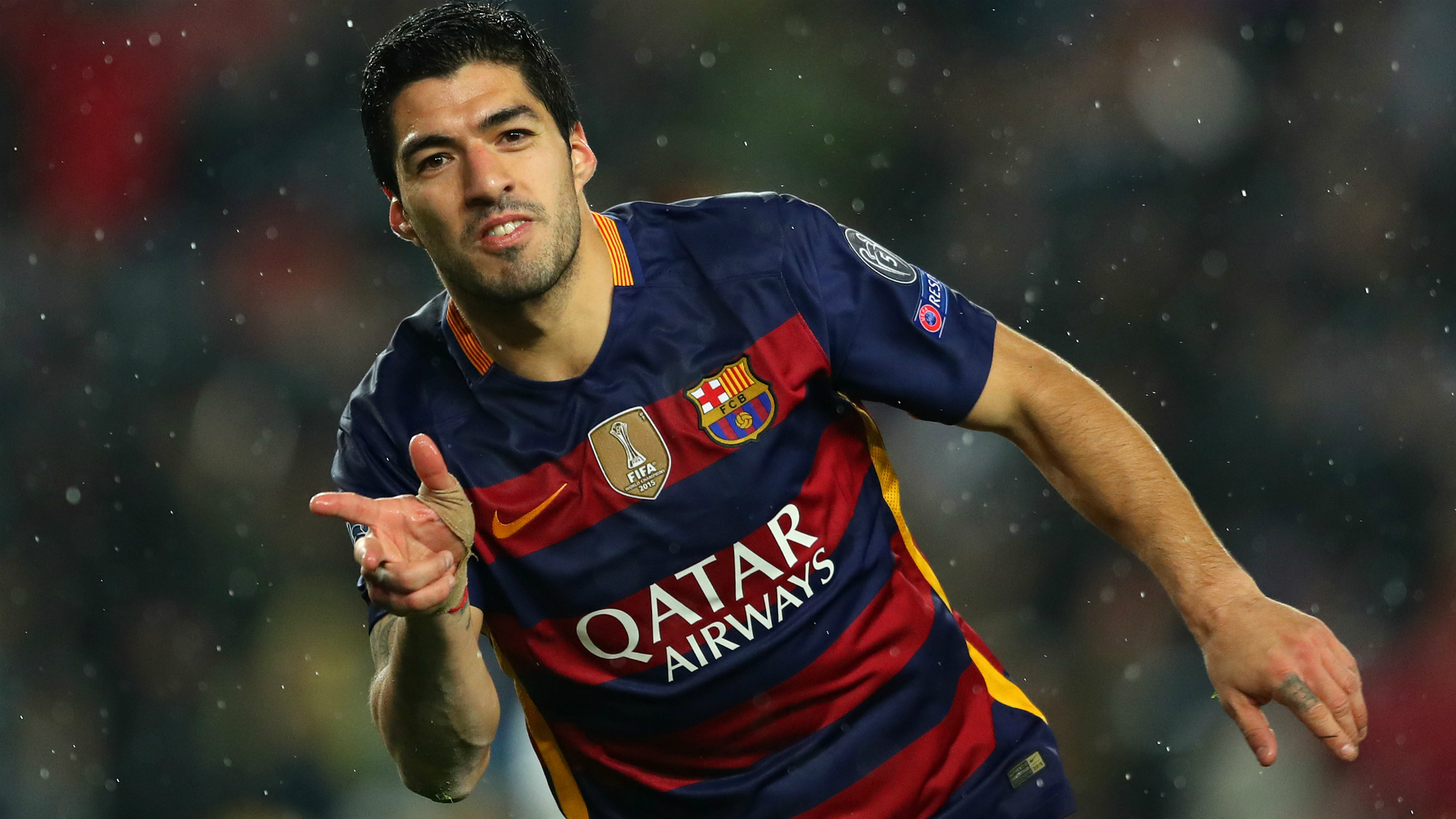 Suarez: I didn't think I was good enough for Barcelona