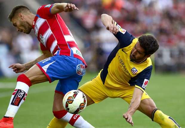 Granada 0-0 Atletico Madrid: Simeone's men secure third spot