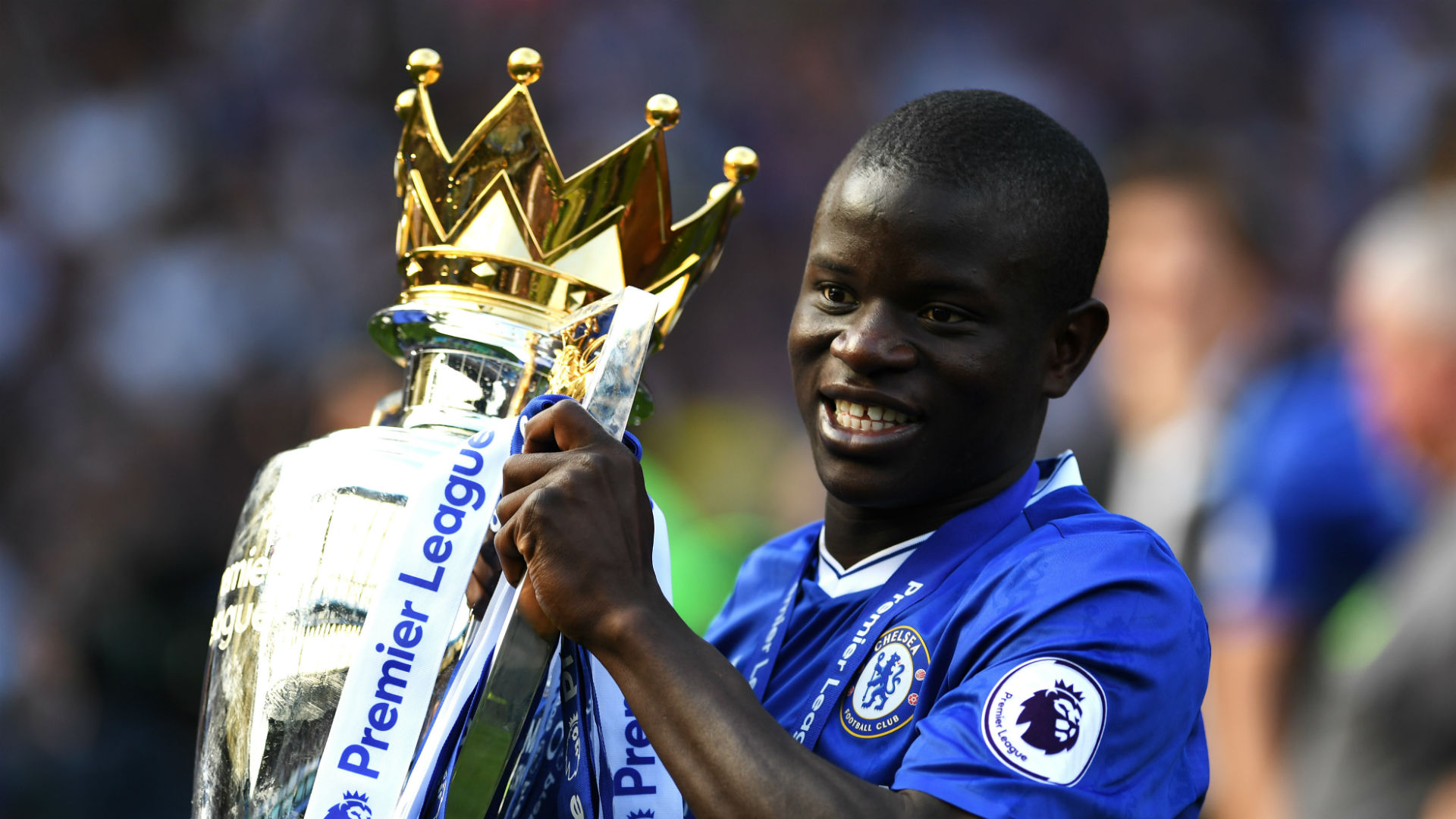 Kante Wants To Win Everything At Chelsea