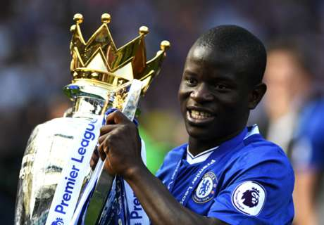 Kante eyes Chelsea clean sweep