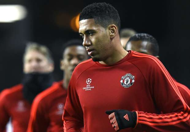Smalling is a future Manchester United captain, says Van Gaal