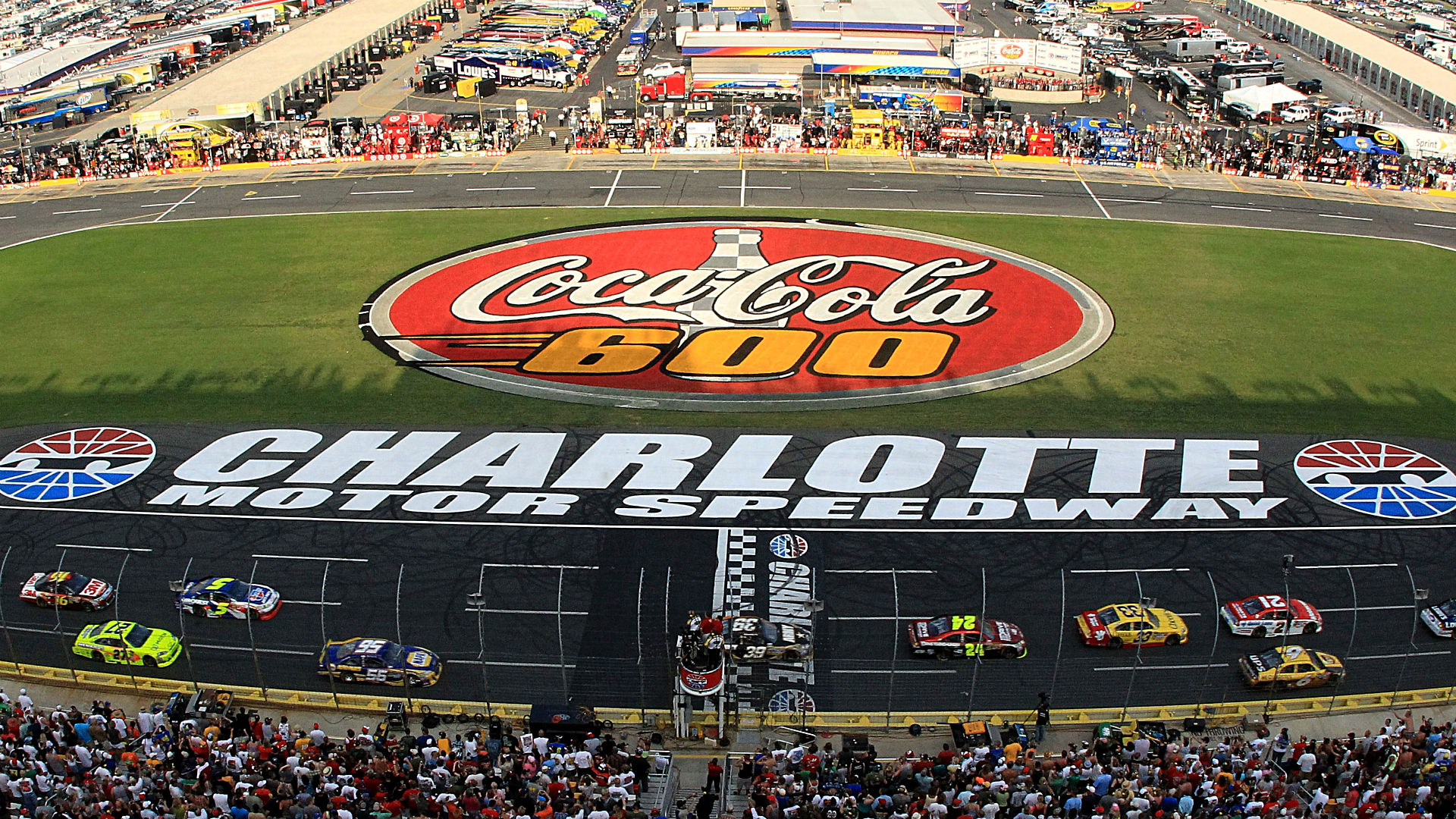 Charlotte Motor Speedway 39 S Facebook Pages Hacked Nascar