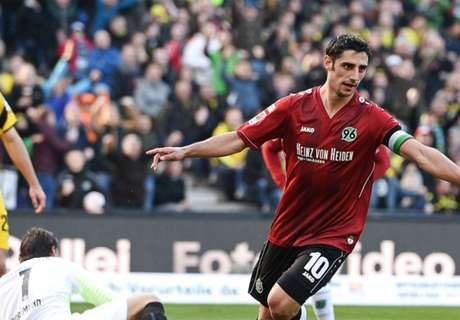 Gladbach to sign Hannover's Stindl