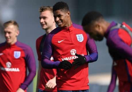 Rashford wants Euro U21 spot
