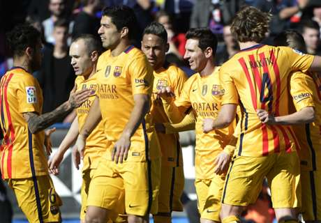 Levante 0-2 Barcelona: Milestone game