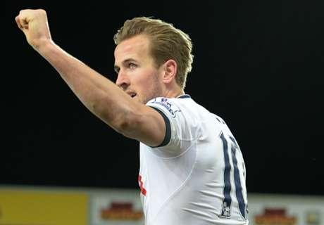 LIVE: Tottenham v Watford