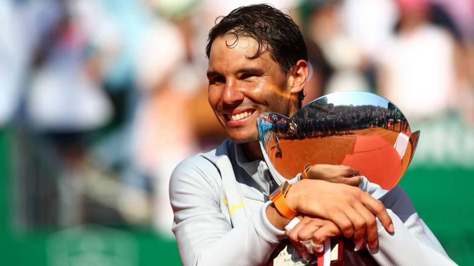 Rafael Nadal reflects on record Monte Carlo Masters title, eventual end of career