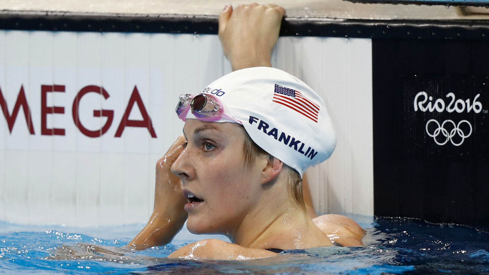 Stanford-bound Ledecky crushes world record in 400m freestyle