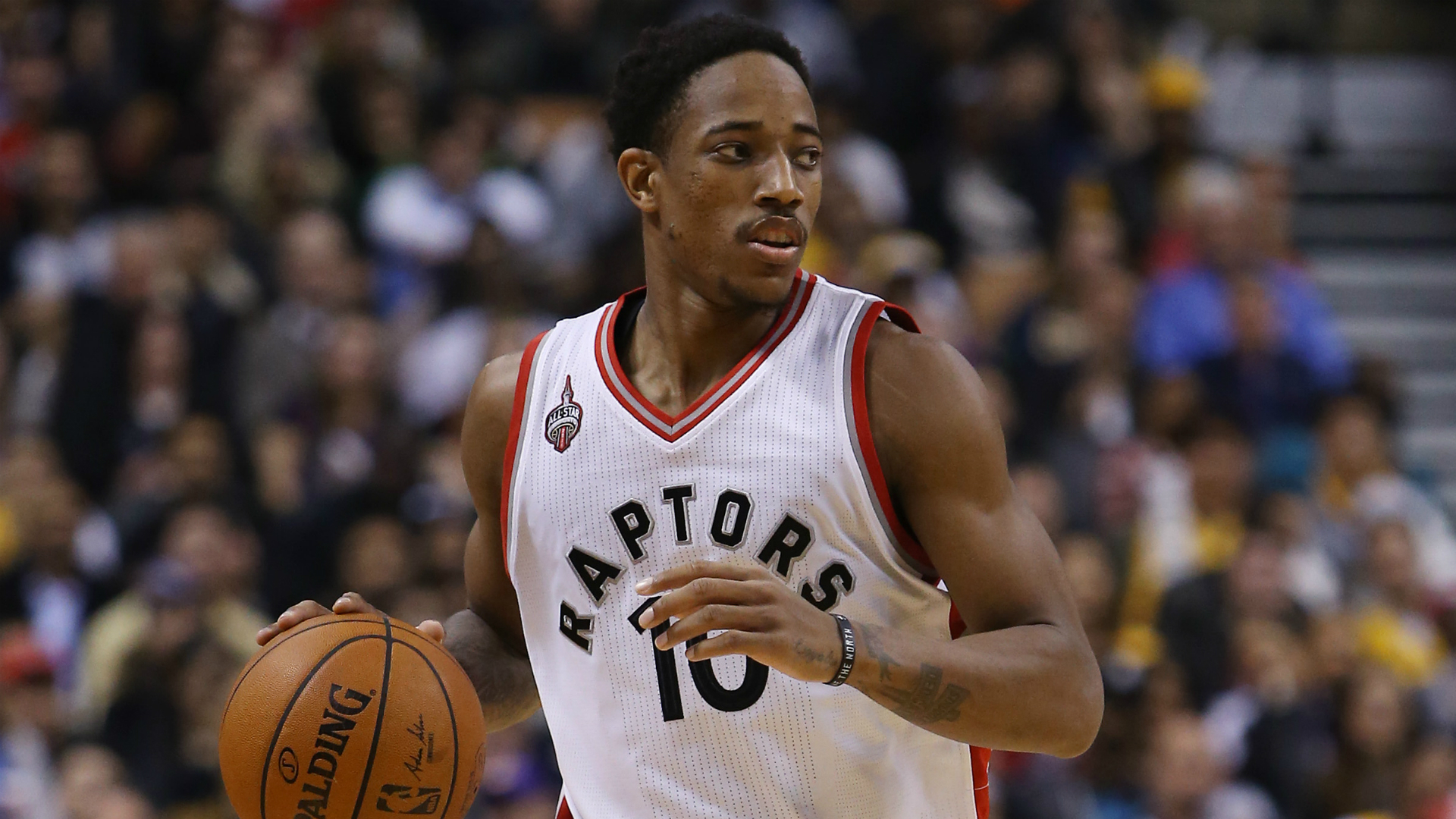 Sorry Lakers fans, DeMar DeRozan remains focused on Raptors