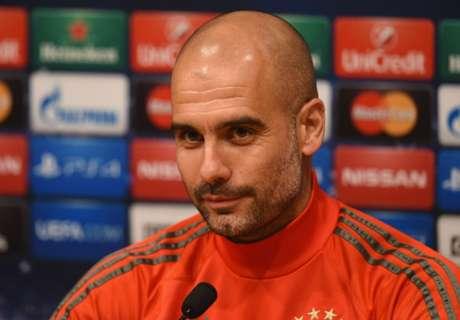 Bayern Munich, Guardiola :