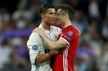 Worry about Ronaldo? Real Madrid should fear Lewandowski, says Heynckes