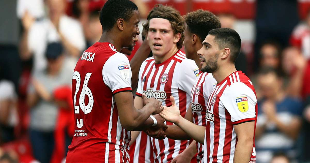 6670c7a94 Brentford 2 Leeds United 0: Automatic promotion hopes hanging by a ...