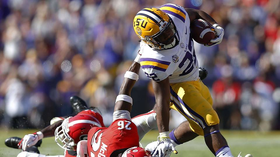 Three takeaways from No. 13 LSU's upset win over No. 2 ...