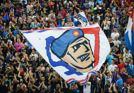 Ludogorets & Steaua in racism charge