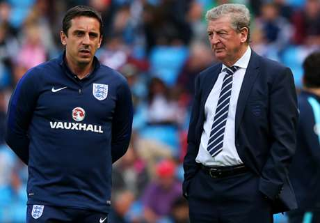 Ryan backs former coach Neville
