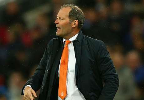 Blind to consider Netherlands future
