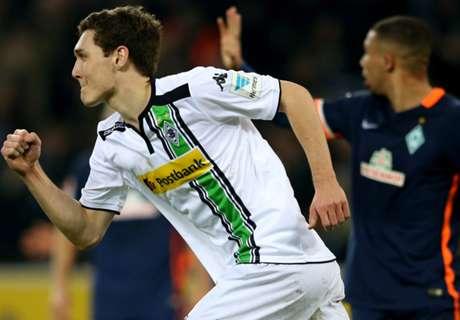Gladbach 5-1 Bremen: Emphatic win