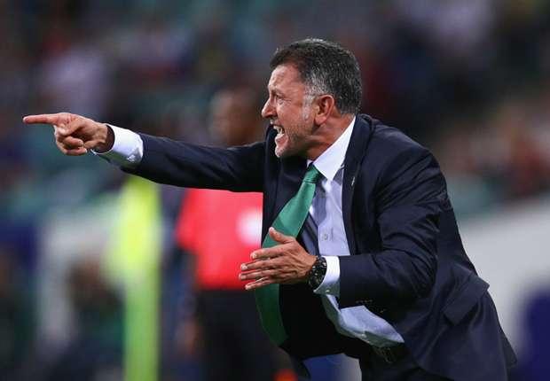 Osorio: Russia clash the perfect chance to answer critics