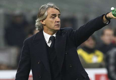 Inter should be in final - Mancini