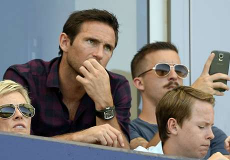 No timetable for Lampard return